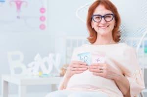 Gravidez na pré-menopausa