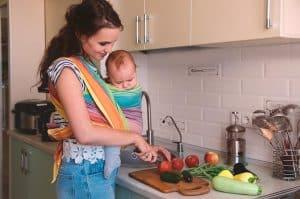 Orientações alimentares para as recém-mamães que amamentam