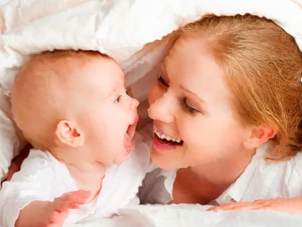 a visão do bebê 6 meses